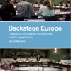 Backstage Europe. Comitology, accountability and democracy in the European Union
